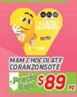 Oferta de Chocolate M&M's por $89