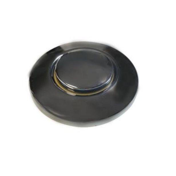 Oferta de Botón para interruptor de aire cromo por $609