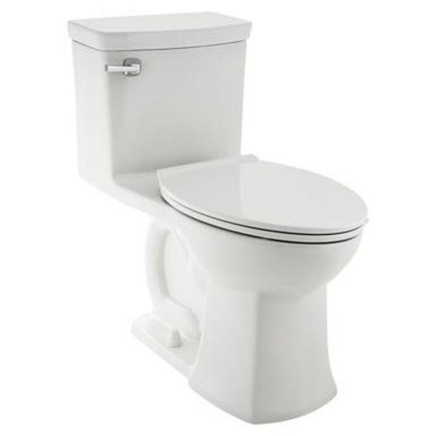 Oferta de Sanitario Vormax one piece blanco incluye asiento de cierre lento por $7974