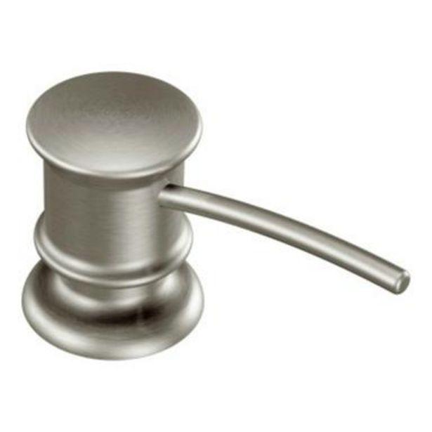 Oferta de Dosificador de jabón acero inoxidable por $2769