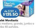 Oferta de Pañales KleenBebé por $135.5