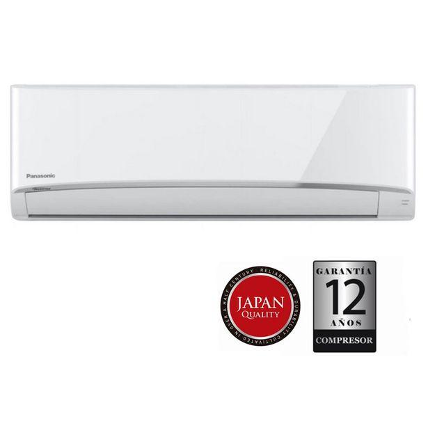 Oferta de Minisplit Panasonic Inverter 1 Tonelada Solo Frío 220V: por $10728