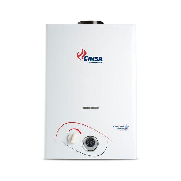 Oferta de Calentador de Agua Cinsa 6 Lts. por Minuto CIN-06.GE: por $2100