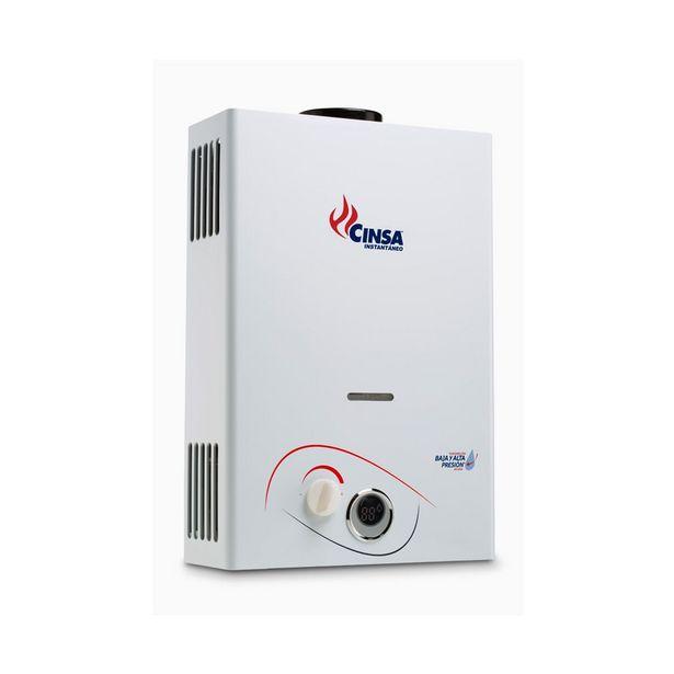 Oferta de Calentador de Agua Cinsa Gas Embotellado CIN-13B.GE: por $3375