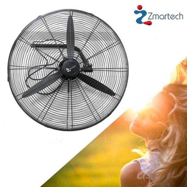Oferta de Ventilador Zmartech Industrial Pared 26 por $2199