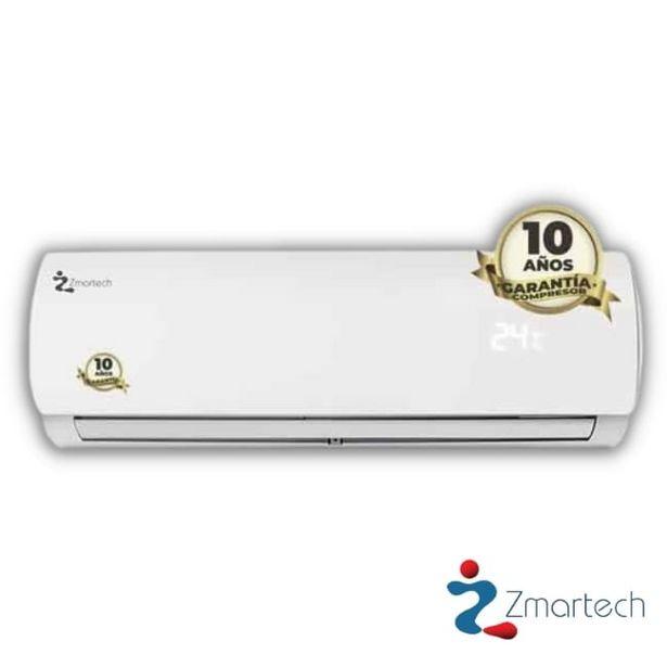 Oferta de Aire Acondicionado Zmartech 24 Btu's 220V por $11190