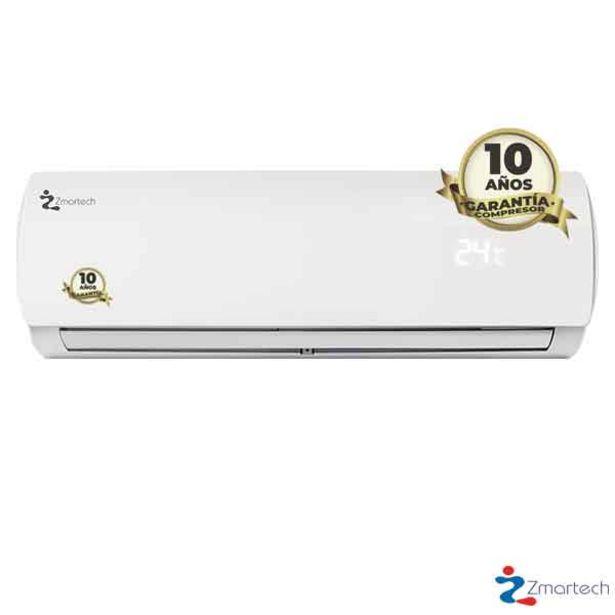 Oferta de Aire Acondicionado Zmartech Convencional 12btus 110V por $5199