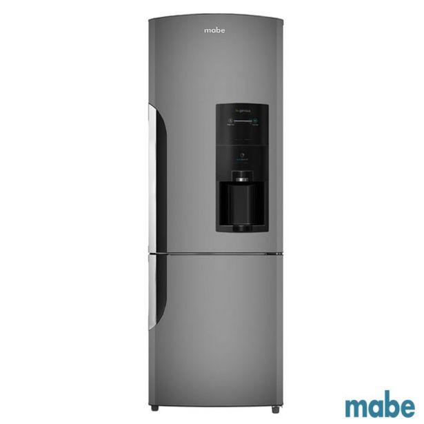 Oferta de Refrigerador Mabe 15 pies color grafito RMB400IAMRE0 por $19032