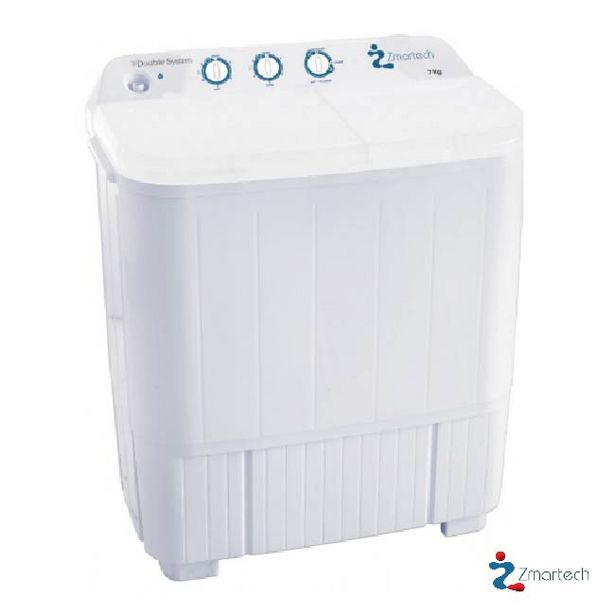Oferta de Lavadora Semiautomática 7kg Zmartech por $2799