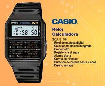 Oferta de Relojes Casio por
