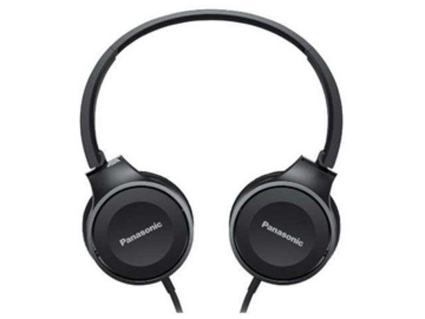 Oferta de Audifono  Panasonic  Audifono Rp-hf100e-k por $389