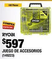 Oferta de Caja de herramientas Ryobi por $597