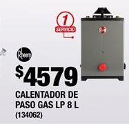 Oferta de Calentador de  agua Calorex por $4579