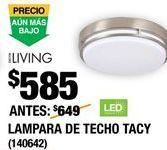 Oferta de Lámpara de techo por $585