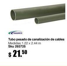Oferta de Tubo flexible para cables por $21.5