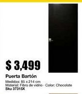 Oferta de Puertas por $3499