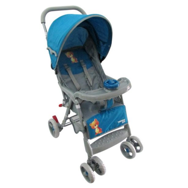 Oferta de Carriola Trendy Kids Hapy Azul por $839.93