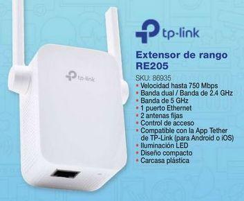 Oferta de Extensor señal TP-Link por