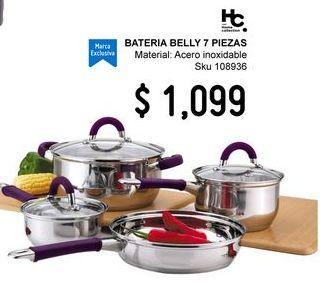 Oferta de Batería de cocina Home Collection por $1099