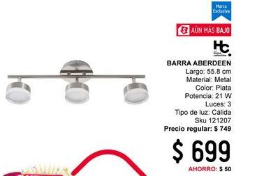 Oferta de Lámparas Home Collection por $699