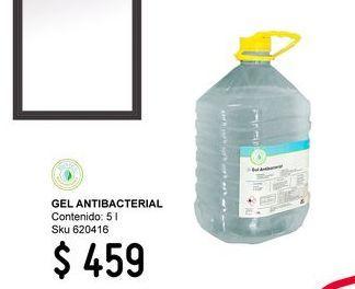 Oferta de Gel antibacterial por $459