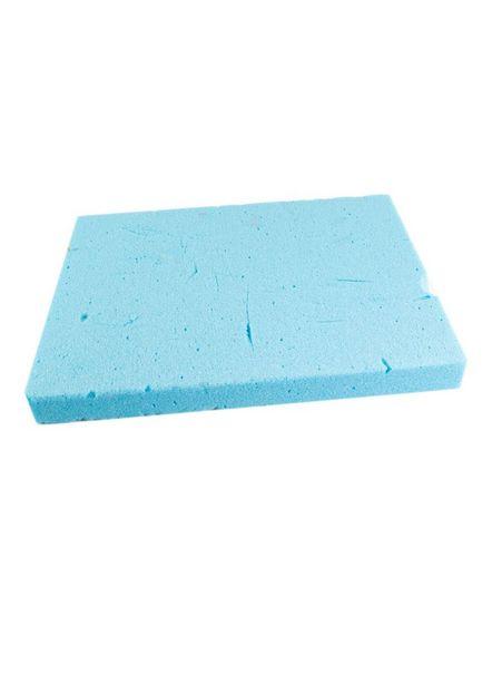 Oferta de Placa Decorativa 4X29X39, azul por $39.99