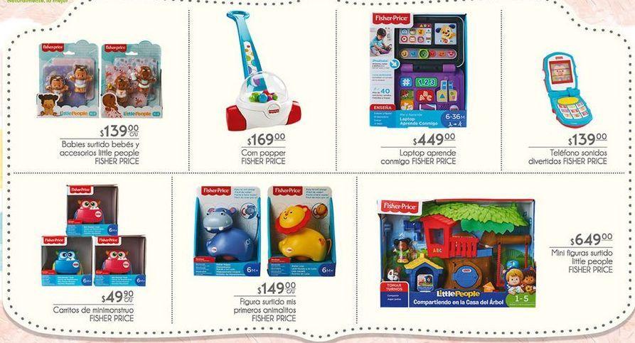 Oferta de Juguetes interactivos Fisher Price por
