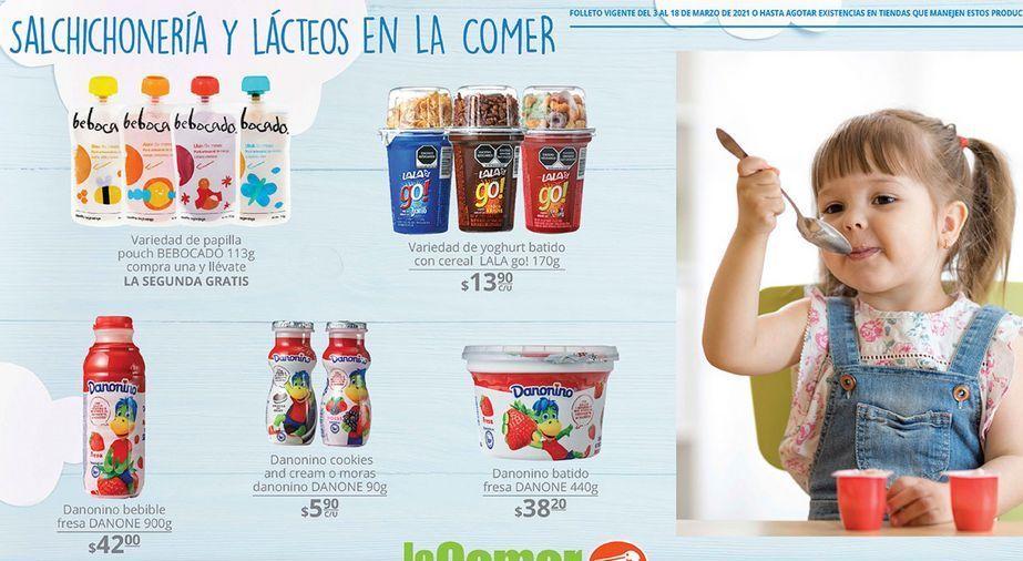 Oferta de Yogurt por