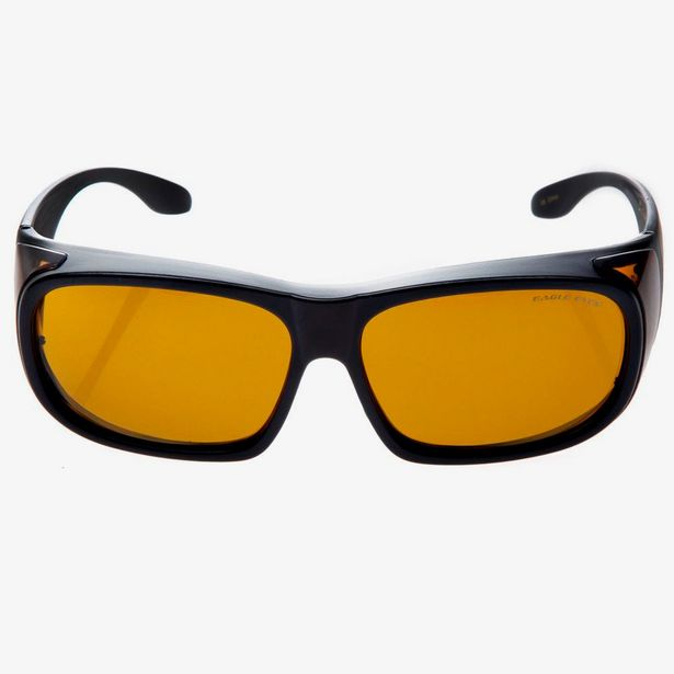 Oferta de Lentes de sol Eagle Eyes® Fit Ons Black por $959.2