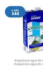 Oferta de Agua de coco Calahua 500 ml. por
