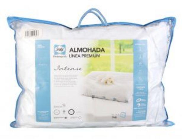 Oferta de Almohada Sealy Intense por $1076.9