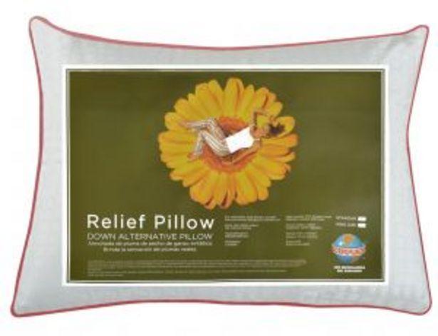 Oferta de Almohada Relief por $424.8