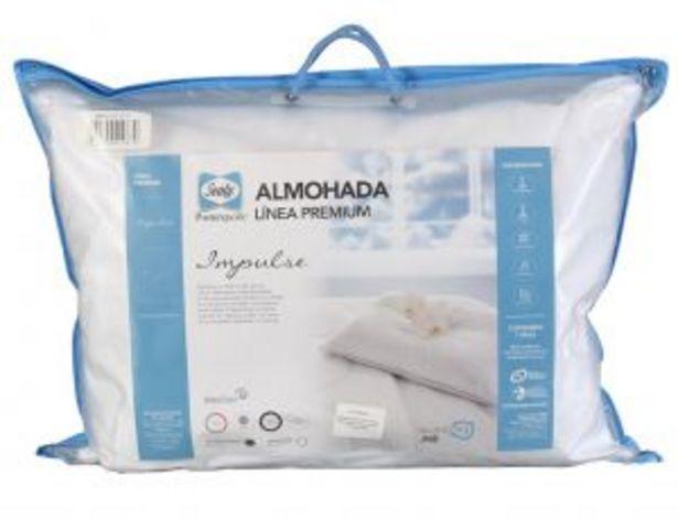 Oferta de Almohada Sealy Impulse por $953.9