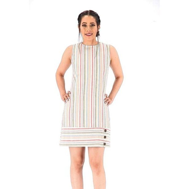 Oferta de Vestido Mujer Trendika por $490
