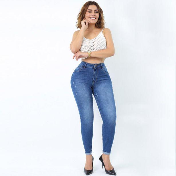 Oferta de Jeans Douche  Urbano Mujer 506180 Azul por $299