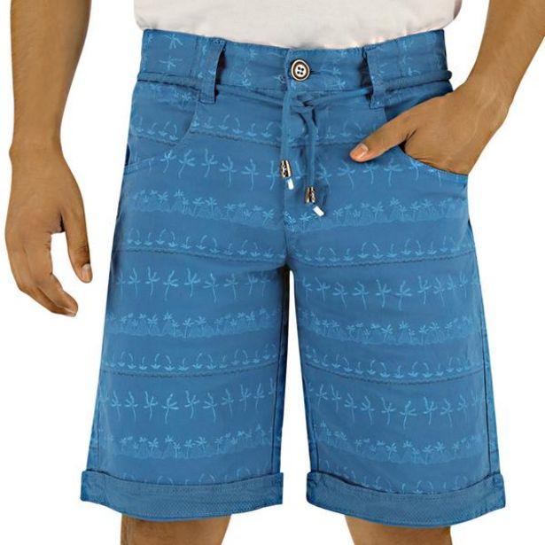 Oferta de Bermuda Thats Hot Casual Hombre 502122 Azul por $329