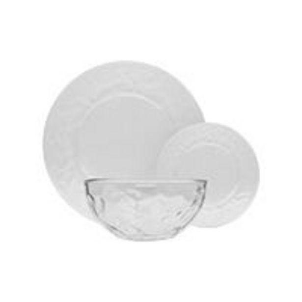 Oferta de Vajilla de vidrio Alaska 12 piezas por $236