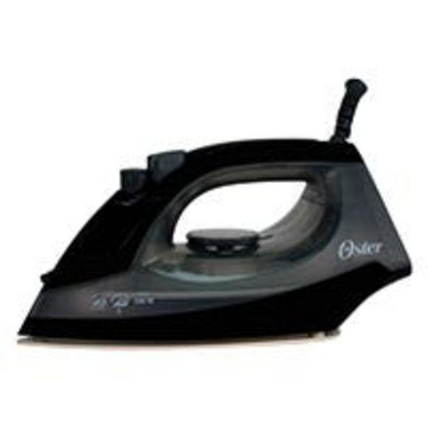 Oferta de Plancha de vapor negra Oster por $239.2
