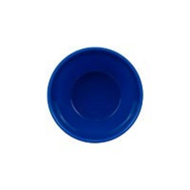 Oferta de Tazón sopero chico 4 azul por $17