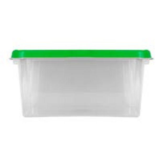 Oferta de Caja plástico 12.3 L Fredher por $79