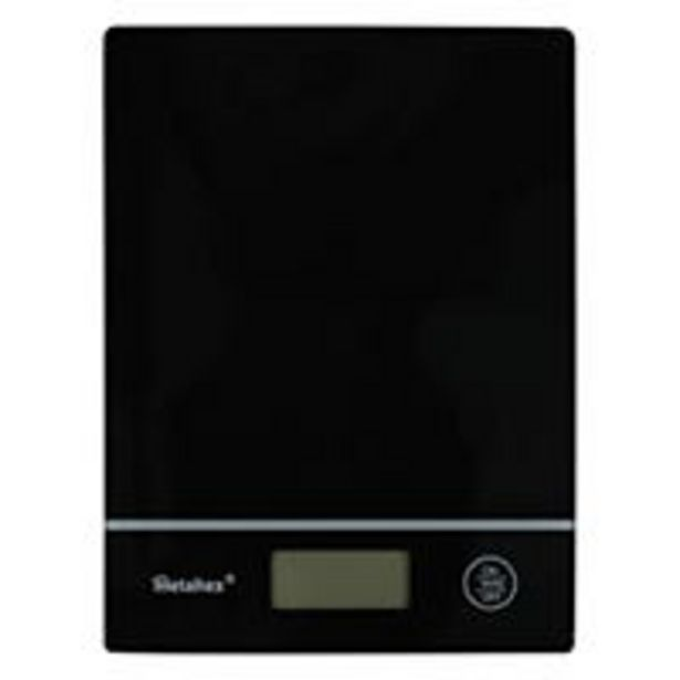 Oferta de Báscula de cocina electrónica 5 kg por $426.75