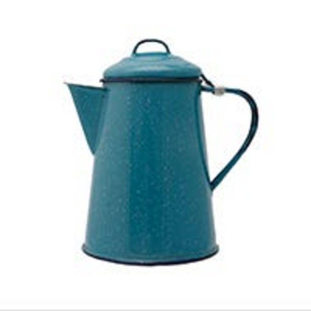 Oferta de Cafetera 1.2 L azul turquesa Cinsa por $207.2