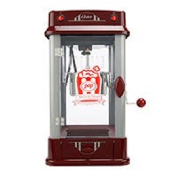 Oferta de Máquina para palomitas 48 cm Oster por $2139