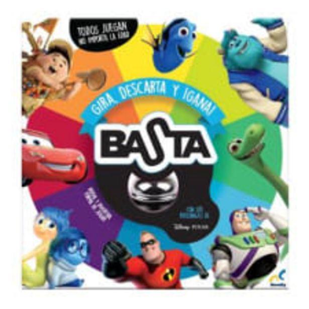 Oferta de Juego de Mesa Novelty Disney Basta por $269