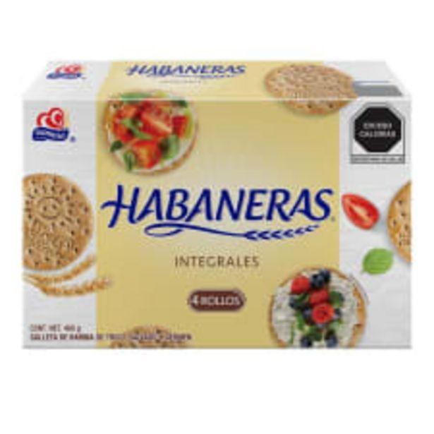 Oferta de Galletas Gamesa Habaneras surtidas 468 g por $39.9