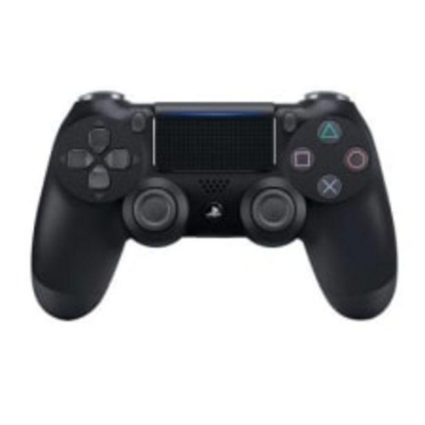 Oferta de Control DualShock PlayStation 4 Jet Black por $1339