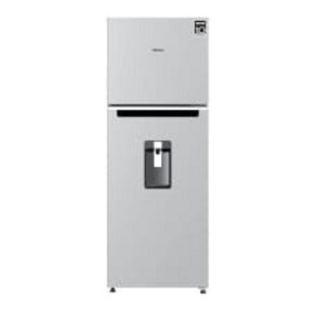 Oferta de Refrigerador 13 Pies Whirlpool Antifingerprint Gris por $8990