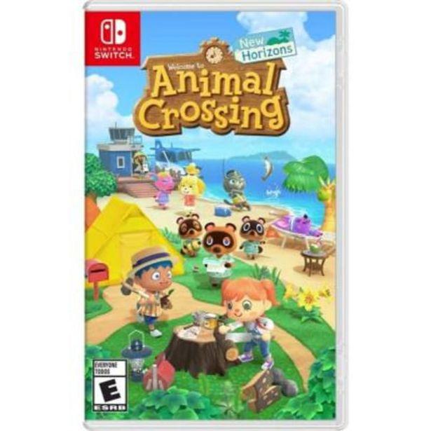 Oferta de Animal Crossing New Horizons Nintendo Switch Físico por $1299