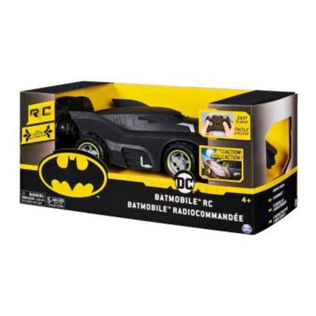 Oferta de Vehículo de Radiocontrol Batman Spin Master Batimóvil por $479