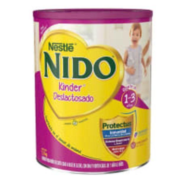 Oferta de Alimento para niños Nido Kinder mi primer deslactosado 1-3 años 1.5 kg por $235